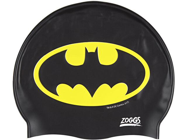 Zoggs Batman Badmössa Barn gul svart - till fenomenalt pris på Bikester 75254d4b4fc5c